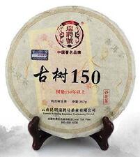 357g cake raw puerh tea raw puer tea green tea GuShu 150 year-old tree Year 2012