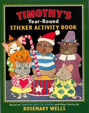 Timothy coloring book RARE UNUSED