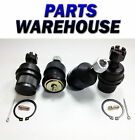 Dodge Ram Pick 2500 2500Hd 3500 4X4 Lower Upper Ball Joints 5 Yr Warranty