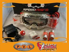 Wifi Roll Off Brille Roll-Off Motocrossbrille Redraven Speedview Goggle MX SX SM