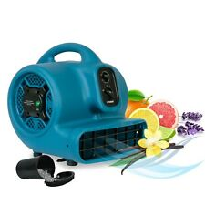 Xpower P-450Nt 1/5 Hp Freshen Aire Scented Air Mover Dryer Fan w Ionizer & Timer