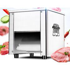 110V Desktop Meat Slicing Shredding Cutting Machine Cutter Slicer 10mm