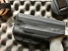 Sig Sauer P226 w/TLR1 streamlight right handed IWB black kydex holster