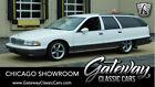 1994 Chevrolet Caprice Classic White 1994 Chevrolet Caprice   5.7L V8    F OHV  16V 4 speed automatic w/ electr