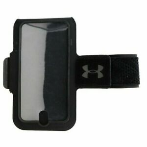 NEW Under Armour Supervent Armband Iphone 6/6s/7/8 Black