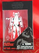 Hasbro Star Wars THE BLACK SERIES First Order Stormtrooper with TWO ACCESSORIES
