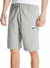 Nike Foundation Jersey Fleece Shorts Grey Heather Size S M L Small