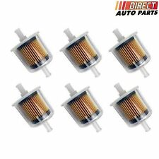 6pack Wix Fuel Filter GM Products, Chrysler Products, Fiat, Ford, Honda, etc