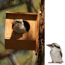 KOOKABURRA NESTING NEST BOX DIY KIT Timber Wooden Alternative Home Shelter