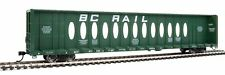 HO Walthers 910-4821 72' Centerbeam Flatcar BC Rail 871568