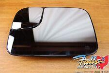 2005-2009 Dodge Ram Driver Side 1500 2500 3500 Heated Power Tow Mirror Glass OEM