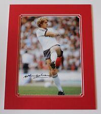 Arthur Graham Manchester United Man Utd HAND SIGNED Autograph Photo Mount + COA