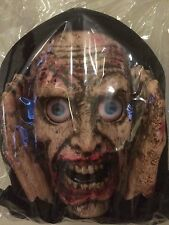 Scary Peeper Lenticular Eyed Zombie Halloween Decor