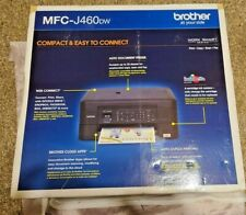 Brother MFC-J460DW All-in-One Inkjet Printer tested woking excellent