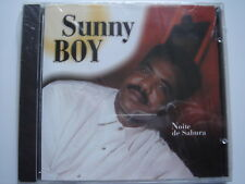 0882 Sunny Boy - Noite de Sabura CD album NEW & FACTORY SEALED