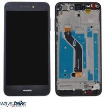 Huawei P8 Lite 2017 PRA-LA1 LX1 Display LCD Glas Touch Screen + Rahmen Schwarz