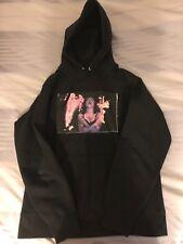 Supreme Madonna burning Crossed Sweatshirt Hoodie Size Large Authentic FW14