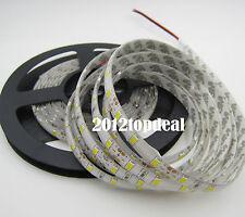 5M Super bright 3014 SMD 1020 LED Strip Waterproof 12V 204leds/M Cool white