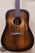 Martin D-15M Street Master Dreadnought Acoustic Guitar in Distressed Satin Finis