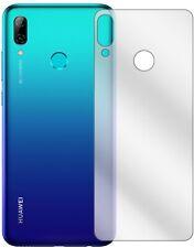 Film protection d'écran pour Huawei P Smart (2019) arrière protecteur clair
