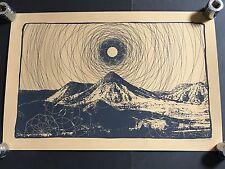 DAN MCCARTHY - Take Away brown - SIGNED NUMBERED art screen print