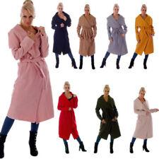 Damenjacken & -mäntel ohne Muster für alle Jahreszeiten Trenchcoat