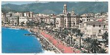 GENOVA RAPALLO 132 Cartolina VIAGGIATA 1962 - MIGNON BABY CARD !!!