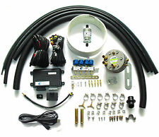 Propane LPG  Sequential Injection System Conversion Kit for 3/4 cylinder EFI Car