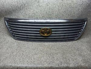 JDM Radiator Grille Toyota Celsior UCF30 2003 /Lexus LS430 Face lift gold emblem