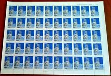 CHILE, NICE SCOTT 435 FULL 50 STAMPS SHEET