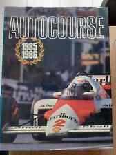 Autocourse 1985-1986