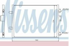 Nissens Condenser 94656    OE: 77 00 436 062
