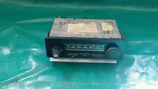 Radio Autoradio Oldtimer 12V 12 Volt Receiver Blaupunkt schwarz Chrom Golf 1 GTI