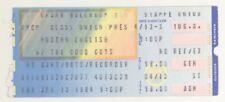 Rare MODERN ENGLISH 4/13/84 College Park MD Grand Ballroom Ticket Stub!
