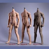 "1:6 Seamless Male Figure Body Action Doll for 12"" Phicen TBLeague HT Head Sculpt"
