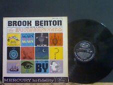 BROOK BENTON  Here Goes That Song Again LP UK original   Lovely copy !