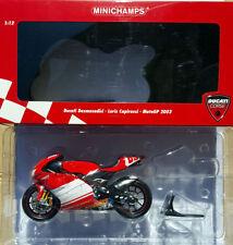 Modellini statici di moto e quad per Ducati Scala 1:12