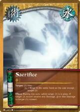 2x Sacrifice - 073 - Uncommon Foil NM Naruto