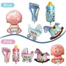 5PCS Girl Boy Foil Helium Balloon Newborn Baby Shower Christening Birthday Party