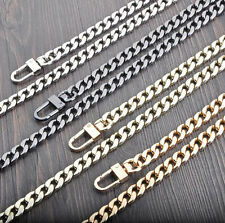 20-120 CM Flat chain Chain For Handbag Or Shoulder Strap Bag  Purse 4 Colors #45