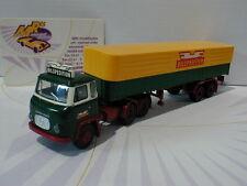 """Brekina 85181 - Scania LBS 76 """" Bilspedition """" in grün-weiß-gelb 1:87 NEU"""