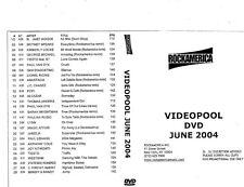 RockAmerica Videopool June 2004- ETV DVD