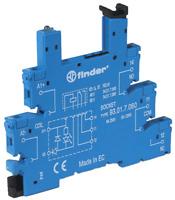 5 pcs Kfz-Relaissockel Reihe: FRC2 40A 5-Pin 20cm Kfz-Relaisfassung mit Kabel