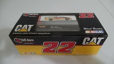 HOT WHEELS BILL DAVIS RACING PREFERRED 1/24 #22 CATERPILLAR WARD BURTON BOX A1