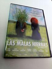 """DVD """"LAS MALAS HIERBAS"""" PRECINTADO SEALED ALAIN RESNAIS SABINE AZEMA MATHIEU AMA"""