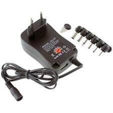 Alimentador transformador corriente universal  regulable 30W 2.1A - 3V-12V USB