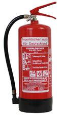 NEU OVP Feuerloescher ABC Pulver 6 kg DIN EN3 + GS + Manometer + Standfuß + WH