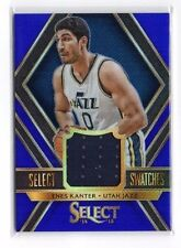 Enes Kanter 2014-15 Panini Select, Select Swatches, Prizm, /99 !!