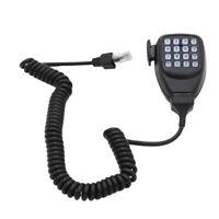 8 Pin RJ45 Plug DTMF Keypad Handheld Speaker Mobile PTT Microphone