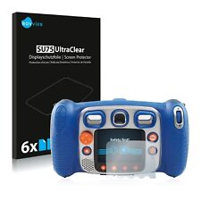 6x Film Protection écran pour Vtech Kidizoom Duo 5.0 Protecteur